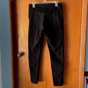 Divided Pants - Divided Black Skinny Pants